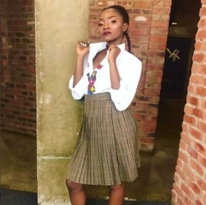 Singer Simi Blasted Over Outfit at #BBNaija, She Reacts